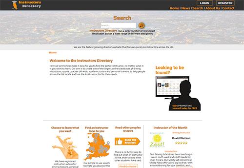 New Website Design Now Live